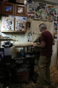 Graeme Priddle | Woodturner and sculptor